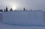 Snow Village Lappland @ Rena Hackl fotografiert 2018