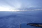 Rückflug von Lappland nach Wien @ Rena Hackl fotografiert 2018