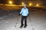 Nächtliche Schneeschuhwanderung Finnland @ Rena Hackl fotografiert 2018