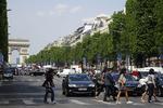 Champs-Élysées © Rena Hackl fotografiert 2018