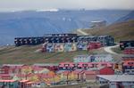 Willkommen in Longyearbyen Spitzbergen @ Rena Hackl fotografiert 2017